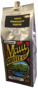 Hawaiian Coffee ground